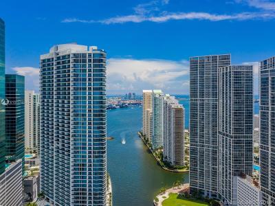 Miami Condo For Sale: 200 Biscayne Blvd #3608