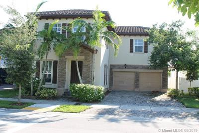 Miami Single Family Home For Sale: 9037 SW 170th Pl