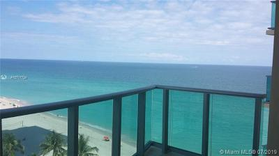 Hollywood Condo For Sale: 2501 S Ocean Dr #1109