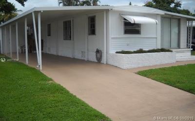 Davie Single Family Home For Sale: 2196 SW 83rd Ter