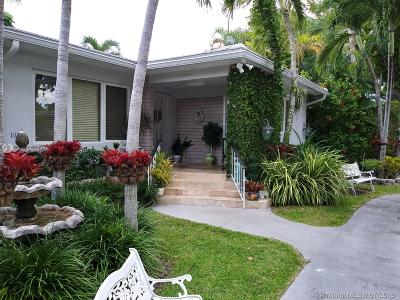 Coral Gables Single Family Home For Sale: 1013 Capri St