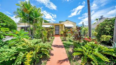 Miami Single Family Home For Sale: 731 NE 82nd St