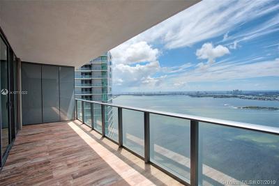 Miami Condo For Sale: 650 NE 32nd St #4805