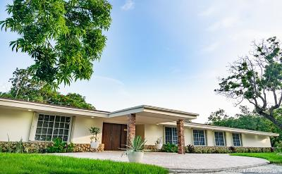 Miami Single Family Home For Sale: 21601 SW 154th Ave