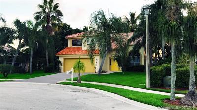 Boynton Beach Single Family Home For Sale: 8736 Jade Ct