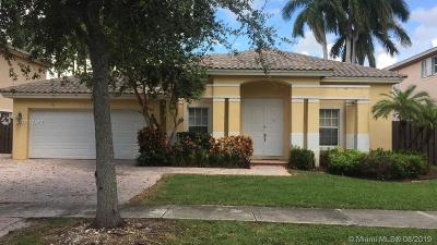 Doral Single Family Home For Sale: 11291 NW 64th Ter