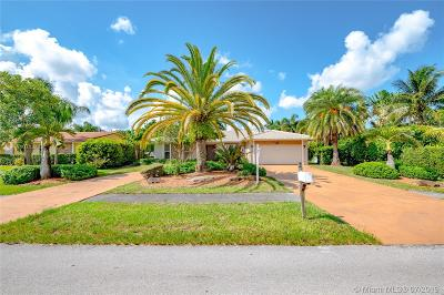 Coral Springs Single Family Home For Sale: 8662 Ramblewood Dr