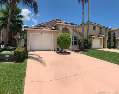 Cutler Bay Single Family Home For Sale: 8757 SW 214th Ln