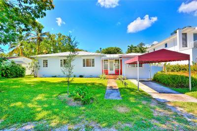 South Miami Single Family Home For Sale: 5752 SW 77th Ter