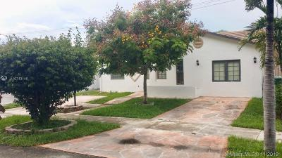 Hialeah Gardens Single Family Home For Sale: 10139 NW 129th Ter