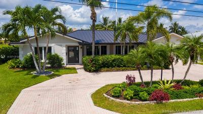 Lighthouse Point Single Family Home For Sale: 4411 NE 24th Ave