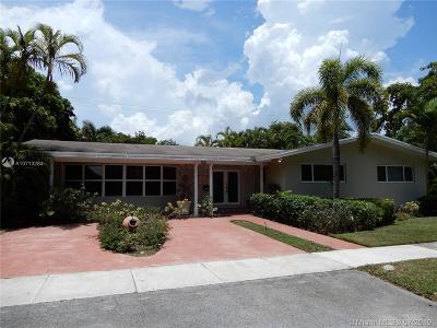 Miami FL Single Family Home For Sale: $1,145,000