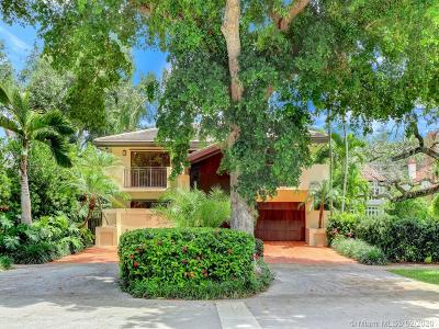 Coral Gables Single Family Home For Sale: 541 Barbarossa Ave