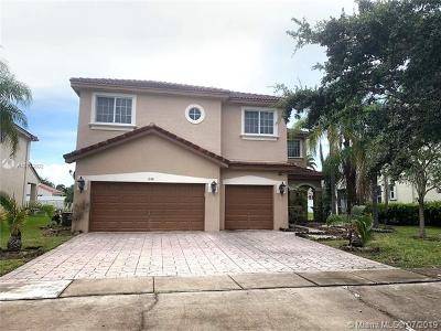Miramar Single Family Home For Sale: 2148 SW 176th Ter