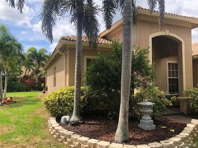 Weston Single Family Home For Sale: 4192 Cascade Ter
