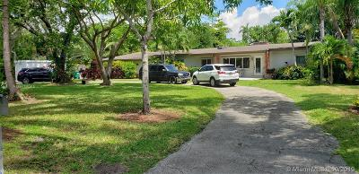 Pinecrest Single Family Home For Sale: 7795 SW 122nd St