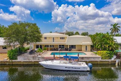 Fort Lauderdale Single Family Home For Sale: 3031 NE 45th St