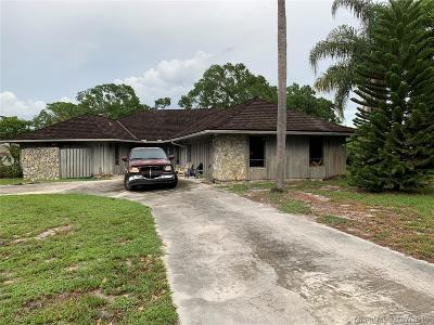 Delray Beach Single Family Home Active Under Contract: 621 East Dr