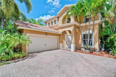 Parkland Single Family Home For Sale: 5815 NW 120th Ter