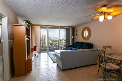 Hallandale Beach Condo/Townhouse For Sale: 2030 S Ocean Dr #1103