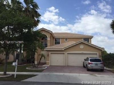 Miramar Single Family Home For Sale: 17958 SW 36th St