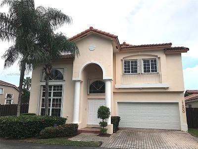 Doral Single Family Home For Sale: 11300 NW 58th Ter