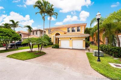 Cutler Bay Single Family Home For Sale: 7656 SW 193rd Ln