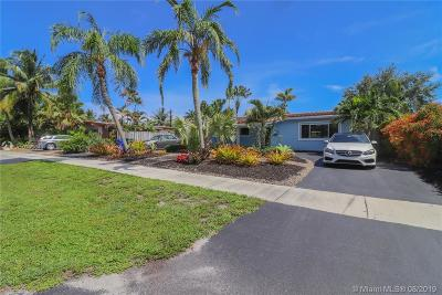 Fort Lauderdale Single Family Home For Sale: 3480 SW 20th St