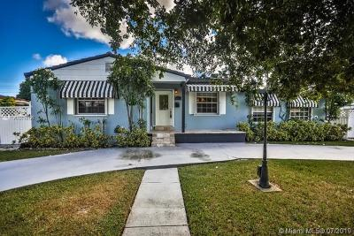 West Miami Single Family Home For Sale: 6850 SW 29