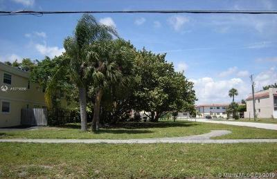 Broward County Residential Lots & Land For Sale: 1080-1090 SE 3rd St