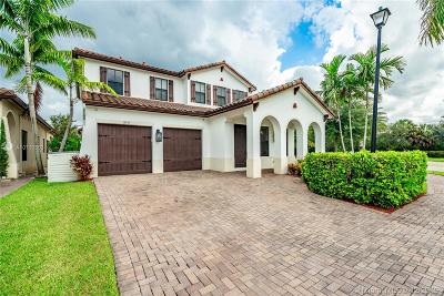 Cooper City Single Family Home For Sale: 8537 NW 39th Ct