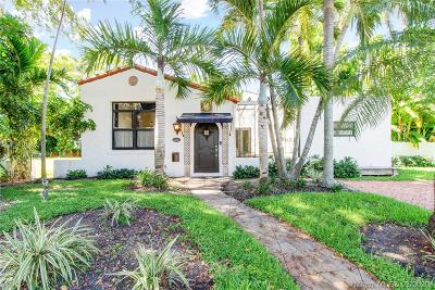 Coral Gables Single Family Home For Sale: 322 Viscaya Ave