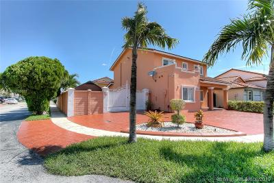 Hialeah Gardens Single Family Home Active Under Contract: 9757 NW 122nd Ter