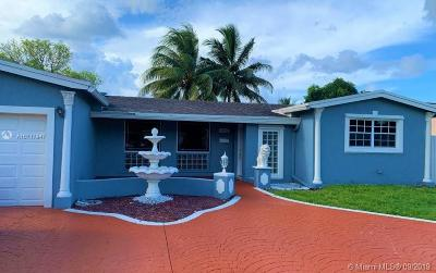 Miramar Single Family Home For Sale: 7601 Alhambra Blvd