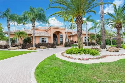 Miami Single Family Home For Sale: 12470 SW 101st Ct