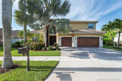 Broward County Single Family Home For Sale: 13794 NW 19th St