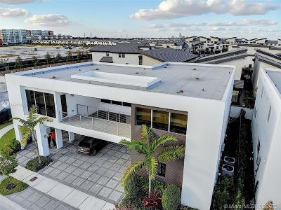 Doral Single Family Home For Sale: 10319 NW 75 Terrace