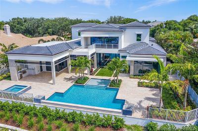 Jupiter Single Family Home For Sale: 106 Quayside