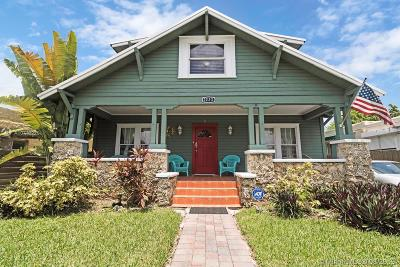 Miami Single Family Home For Sale: 2233 SW 10th St