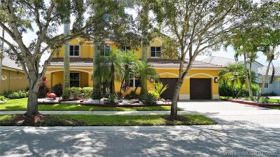 Weston Single Family Home For Sale: 1176 Peregrine Way