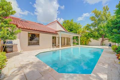 Miami Single Family Home For Sale: 8903 SW 78th Ct