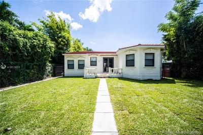 Miami Beach Single Family Home For Sale: 4575 Post Ave