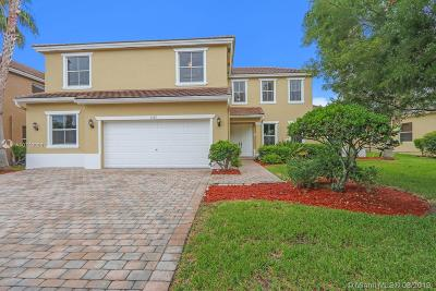 Lake Worth Single Family Home For Sale: 9105 Sedgewood Dr