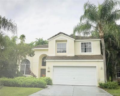 Weston Single Family Home For Sale: 2049 Island Cir