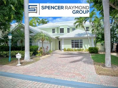 Key Biscayne Single Family Home For Sale: 19 Grand Bay Estates Cir