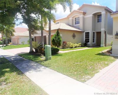 Miramar Single Family Home For Sale: 17426 SW 33rd Ct