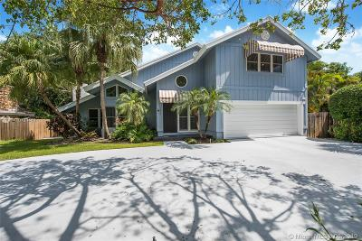 Palmetto Bay Single Family Home For Sale: 7211 SW 166th St