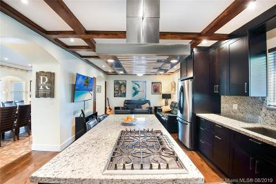 Miami Beach Single Family Home For Sale: 4585 Alton Rd