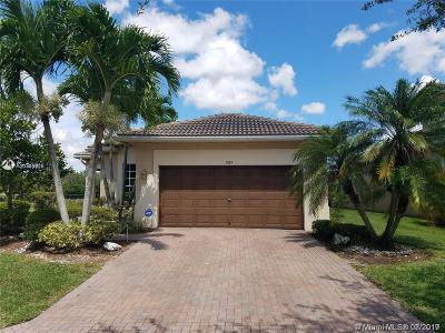 Parkland Single Family Home For Sale: 7884 NW 123rd Ave