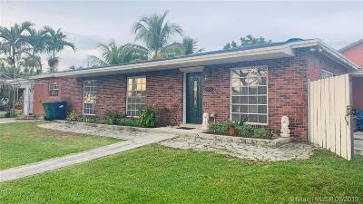 Cutler Bay Single Family Home For Sale: 9985 Marlin Rd